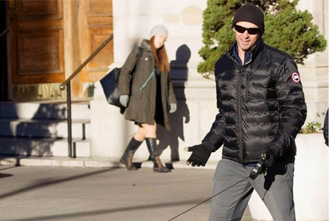 Celebrity Style Canada Goose Sportinglife Blog