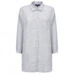 Woolrich JRB Women's Linen Long Sleeve Shirt