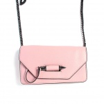 Mackage Women's Zoey-C Dual Leather Mini Crossbody Bag