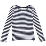 Esprit Women's Sparkle Striped Top