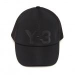 Y3 Mesh Logo Hat