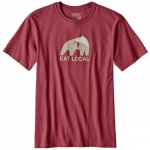 Patagonia Men's Eat Local Upstream T-Shirt