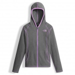 The North Face Junior Girls' [7-20] Glacier Full-Zip Hoodie