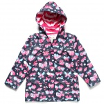 Hatley Girls' [2-6] Pretty Butterflies Raincoat