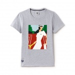 Women's Sport French Open Player Print T-Shirt