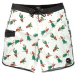 Vans Men's Mixed Scallop Boardshort