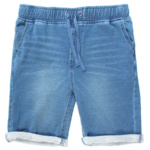 Dex Junior Boys' Cuffed Bermuda Short
