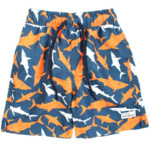 FlapHappy Boys' [2-4] Printed Boardshort