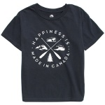 Happiness Is Junior Boys' [4-14] Crest T-Shirt