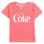 Junk Food Women's Enjoy Coke T-Shirt