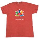 Souvenir Canada Men's Canada 150 T-Shirt