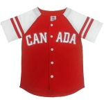 Souvenir Canada Kids' [2-6] Canada Baseball Jersey