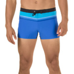 Speedo Men's Ombre Tape Square Leg Swim Short