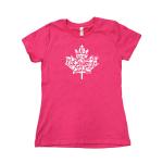 Souvenir Canada Women's Maple Canada T-Shirt