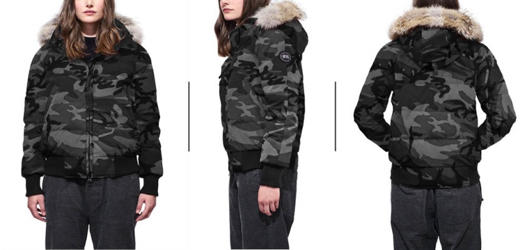 b8d18fab1f Limited Quantity Canada Goose Black Label  Savona Bomber ...