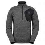 Spyder Men's Bandit Half-Zip Fleece Jacket