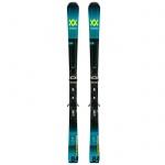 Volkl Deacon 84 Ski + LowRide XL GW Binding [2020]