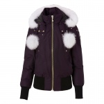 Moose Knuckles Women's Debbie Bomber Jacket