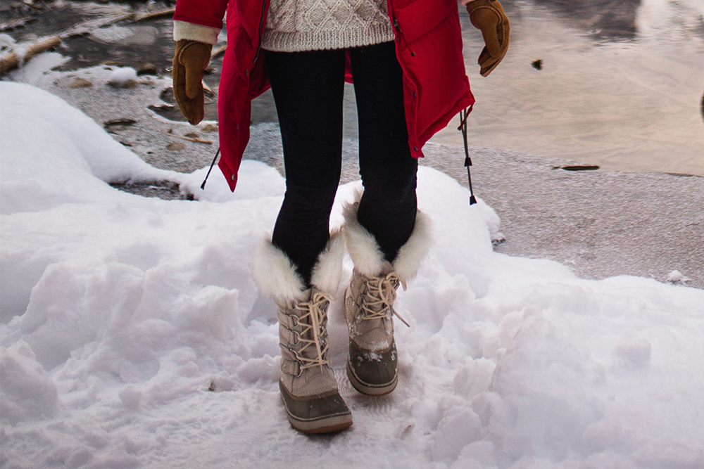 Canadian winter boots brand Sorel