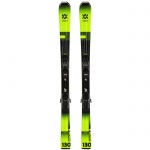 Volkl Juniors' Deacon Ski + Vmotion Jr GW Binding [2020]