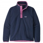 Patagonia Junior Girls' [7-16] Micro D® Snap-T® Fleece Pullover Top