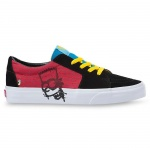 Vans Chaussures The Simpsons Sk8-Low pour juniors [3,5-7]