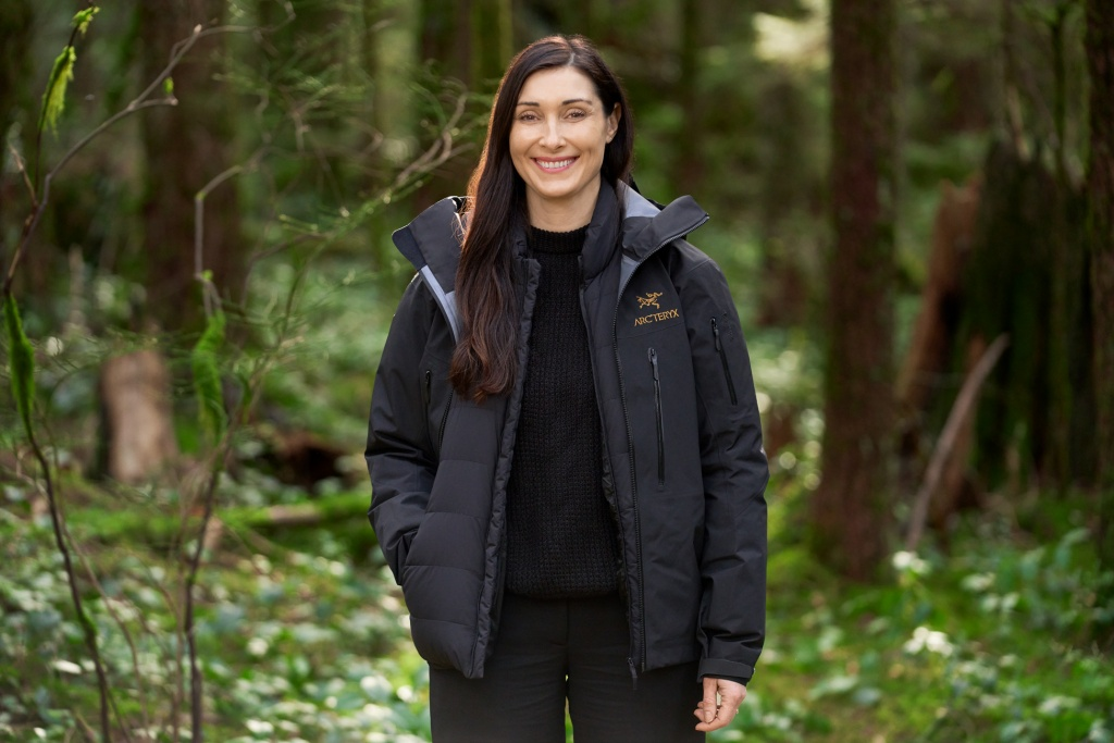 International Women's Day: An Interview with Dominique Showers, VP of Women's at Arc'teryx