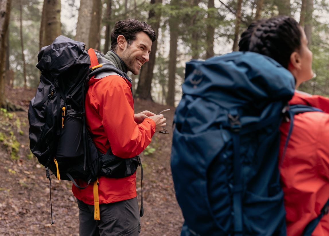 What's in your pack? Essentials for Backcountry Camping and Hiking
