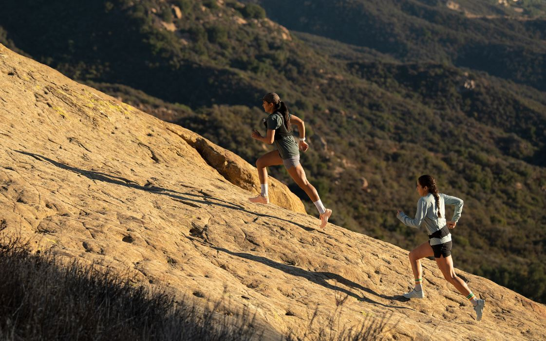 Hit the trails with Arc'teryx