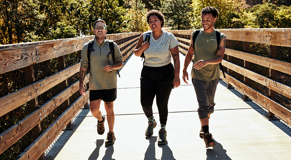 Une nouvelle génération de randonneurs est prêt à aller plus loin avec Moab de Merrell