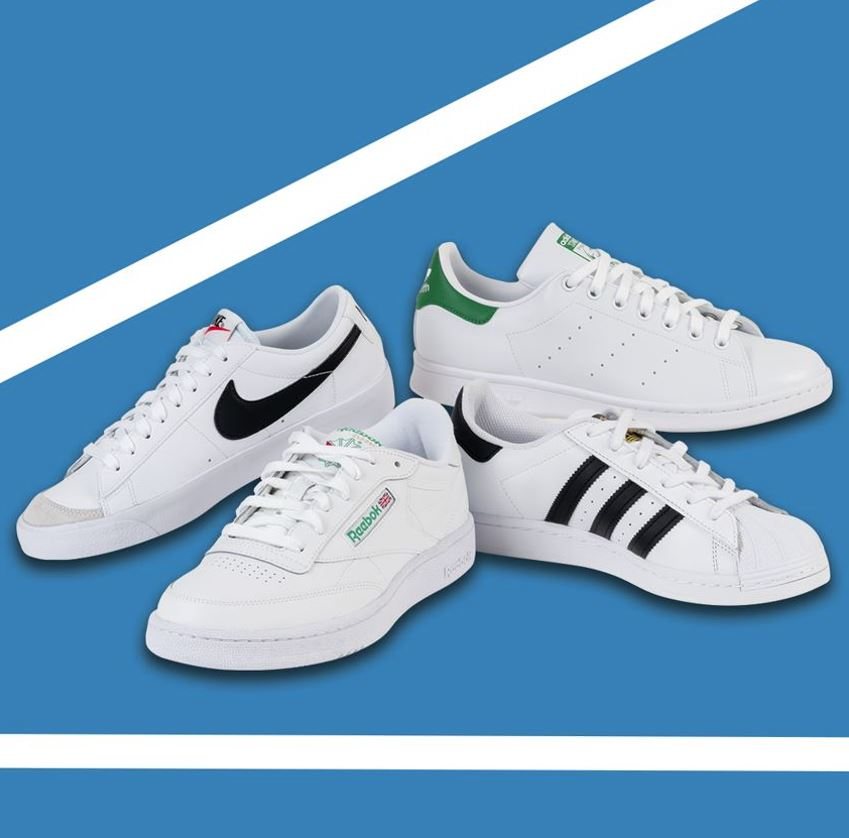 Find the best back to school sneakers for infants, pre-school and grade-school-aged kids!