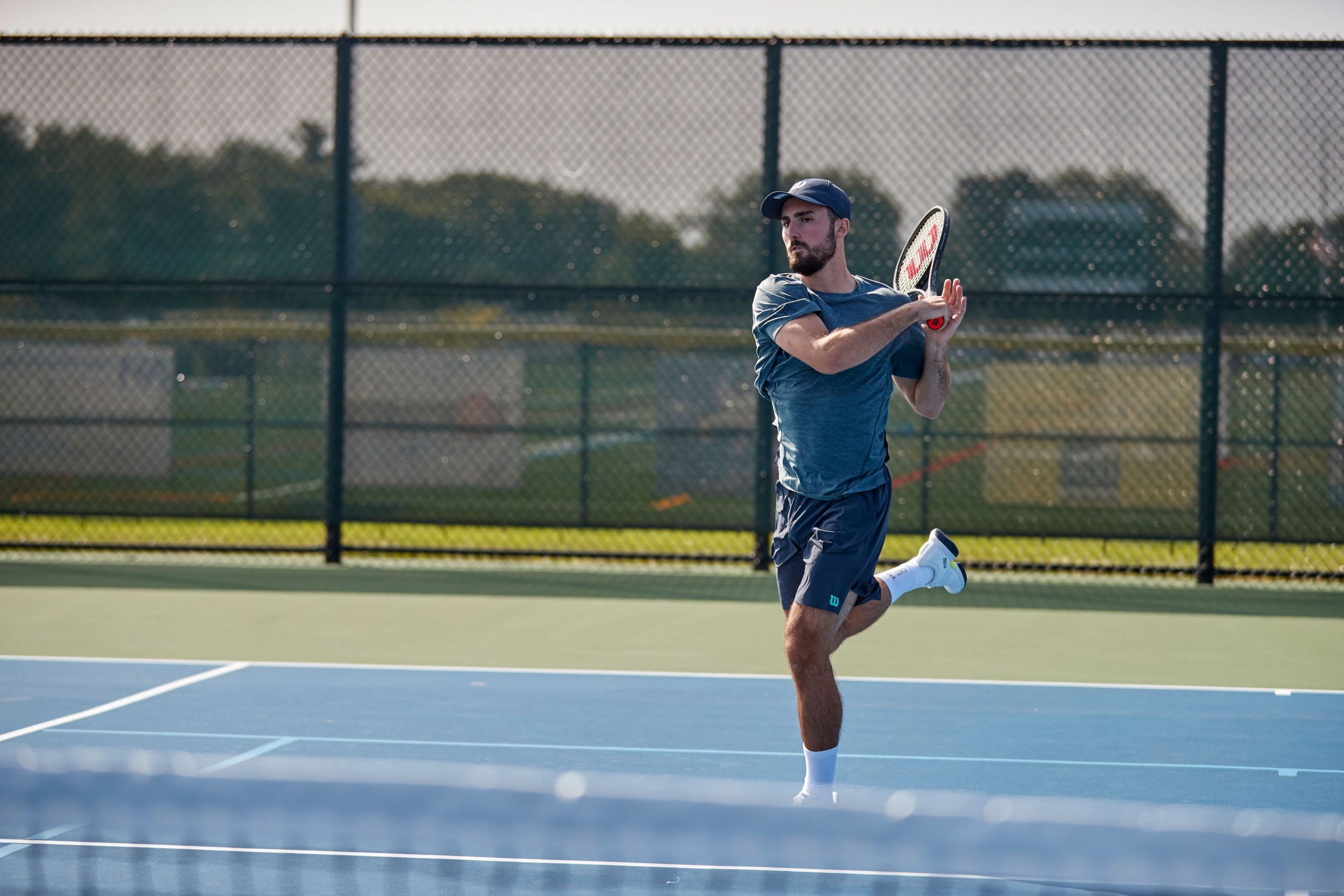Young Canadians at National Bank Open