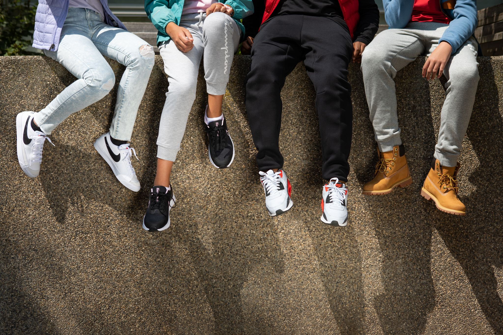 Back to Campus? Find the best back to school footwear!